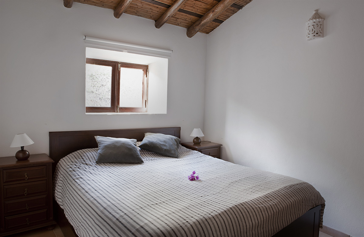 Casa Amendoa bedroom
