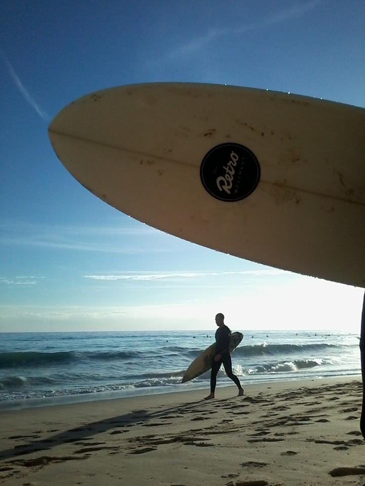 surfing Algarve